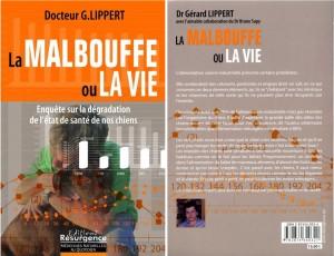 La malbouffe ou la vie – Dr G.Lippert aux éditions Résurgence